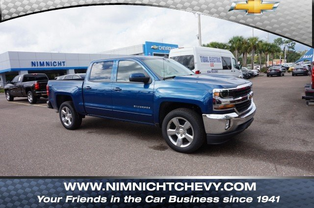 2018 Silverado 1500 Crew Cab 4x2,  Pickup #8C1518 - photo 1