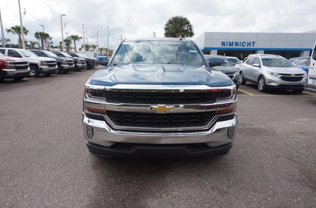 2018 Silverado 1500 Crew Cab 4x2,  Pickup #8C1518 - photo 3
