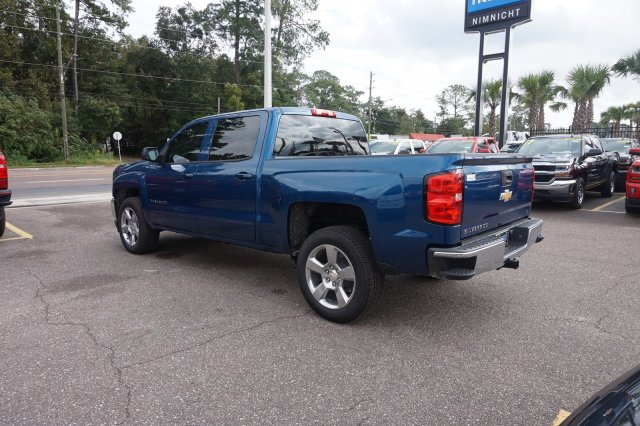 2018 Silverado 1500 Crew Cab 4x2,  Pickup #8C1518 - photo 8