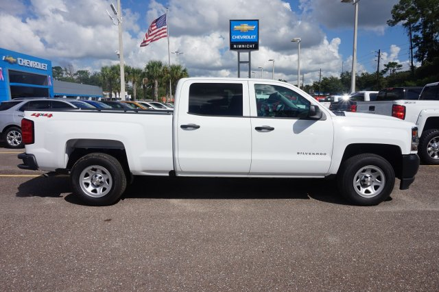 2018 Silverado 1500 Crew Cab 4x4,  Pickup #8C1545 - photo 6
