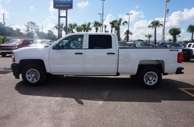 2018 Silverado 1500 Crew Cab 4x4,  Pickup #8C1545 - photo 9