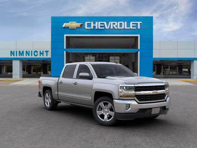 2018 Silverado 1500 Crew Cab 4x2,  Pickup #8C1575 - photo 6