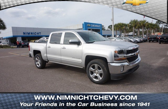 2018 Silverado 1500 Crew Cab 4x2,  Pickup #8C1579 - photo 1