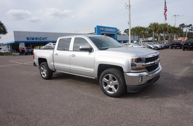 2018 Silverado 1500 Crew Cab 4x2,  Pickup #8C1579 - photo 4