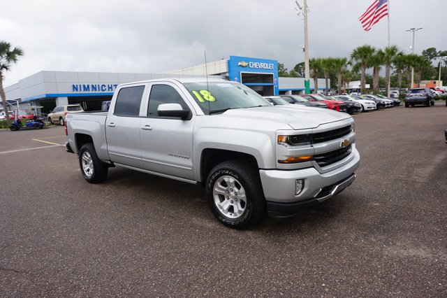 2018 Silverado 1500 Crew Cab 4x4,  Pickup #8C1595 - photo 1