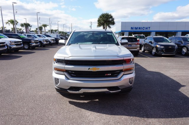 2018 Silverado 1500 Crew Cab 4x4,  Pickup #8C1595 - photo 3