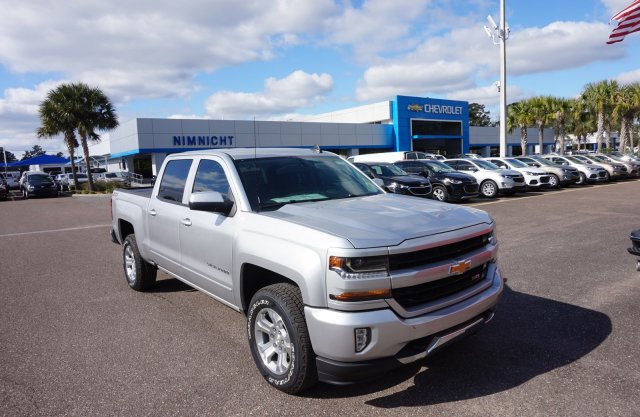 2018 Silverado 1500 Crew Cab 4x4,  Pickup #8C1595 - photo 5