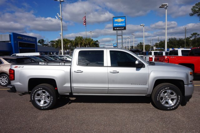 2018 Silverado 1500 Crew Cab 4x4,  Pickup #8C1595 - photo 6