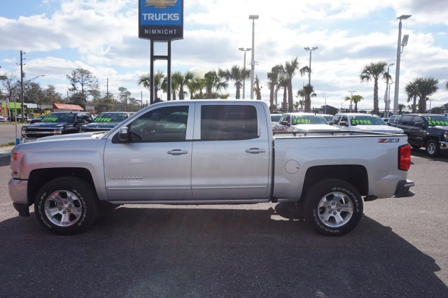2018 Silverado 1500 Crew Cab 4x4,  Pickup #8C1595 - photo 9