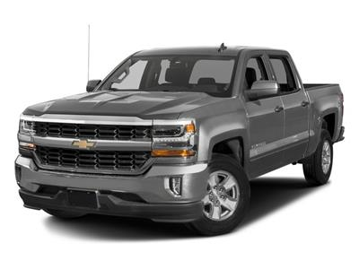 2018 Silverado 1500 Crew Cab 4x4,  Pickup #8C1600 - photo 1