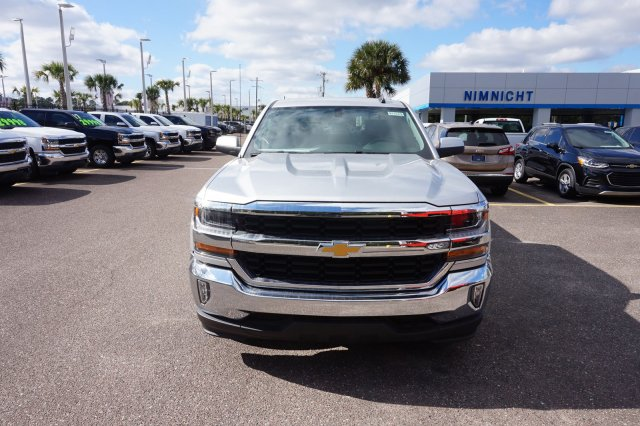 2018 Silverado 1500 Crew Cab 4x2,  Pickup #8C1608 - photo 3