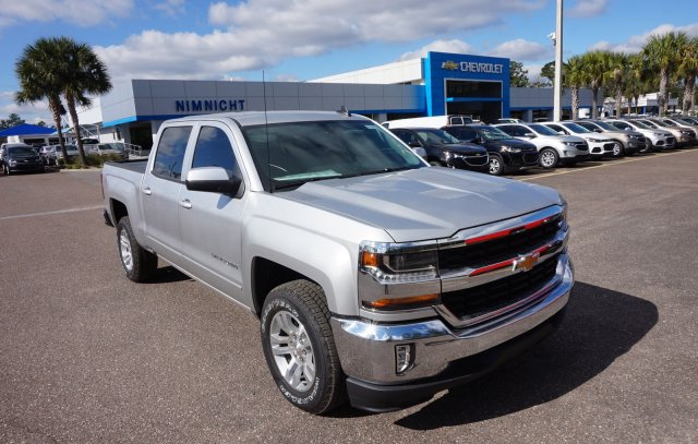 2018 Silverado 1500 Crew Cab 4x2,  Pickup #8C1608 - photo 5