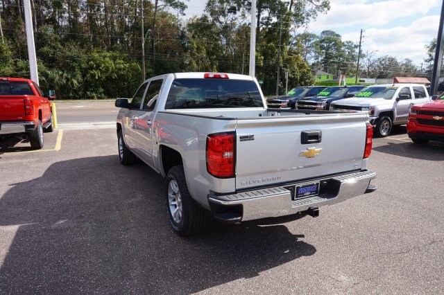 2018 Silverado 1500 Crew Cab 4x2,  Pickup #8C1608 - photo 8