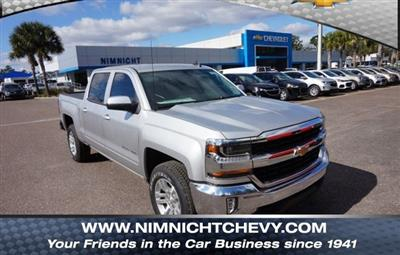 2018 Silverado 1500 Crew Cab 4x2,  Pickup #8C1608 - photo 1