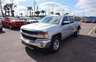 2018 Silverado 1500 Crew Cab 4x2,  Pickup #8C1608 - photo 4