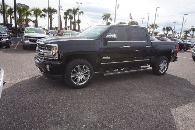2018 Silverado 1500 Crew Cab 4x4,  Pickup #8C1640 - photo 4