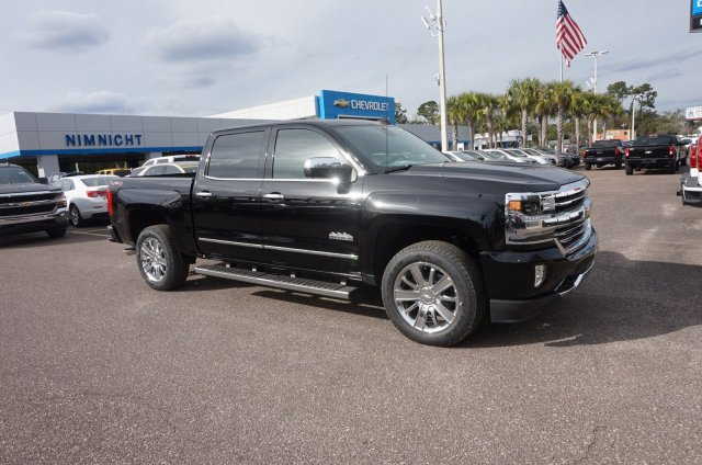 2018 Silverado 1500 Crew Cab 4x4,  Pickup #8C1640 - photo 5