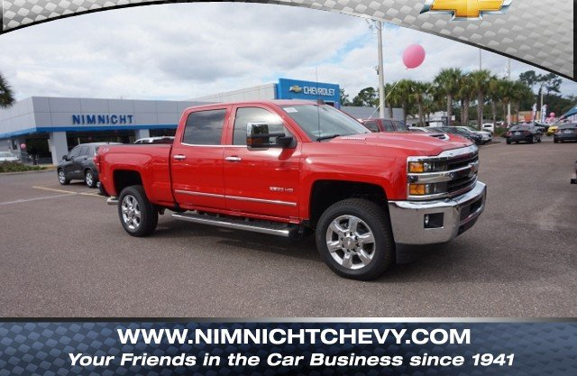 2018 Silverado 2500 Crew Cab 4x4,  Pickup #8C284 - photo 1