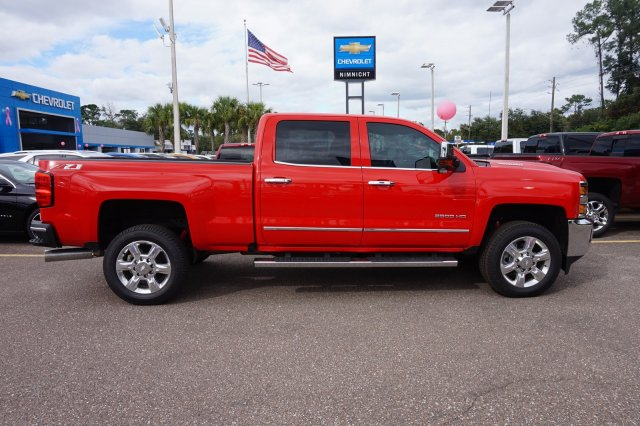 2018 Silverado 2500 Crew Cab 4x4,  Pickup #8C284 - photo 6