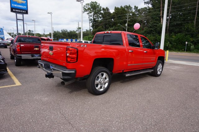 2018 Silverado 2500 Crew Cab 4x4,  Pickup #8C284 - photo 2