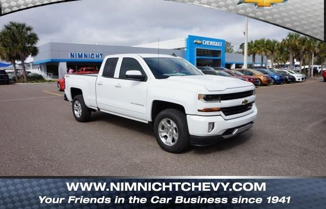 2018 Silverado 1500 Double Cab 4x4,  Pickup #8C638 - photo 1