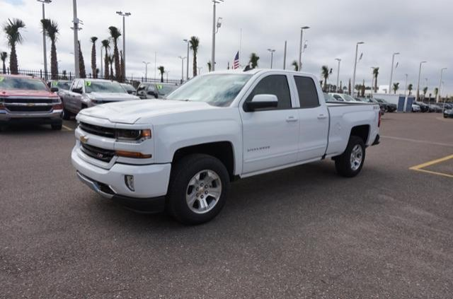 2018 Silverado 1500 Double Cab 4x4,  Pickup #8C638 - photo 4