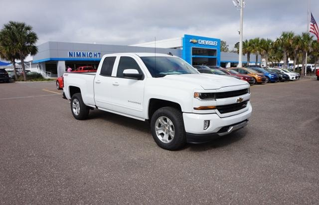 2018 Silverado 1500 Double Cab 4x4,  Pickup #8C638 - photo 5
