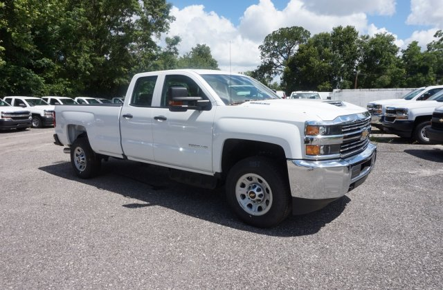 2018 Silverado 3500 Double Cab 4x2,  Pickup #8C664 - photo 4