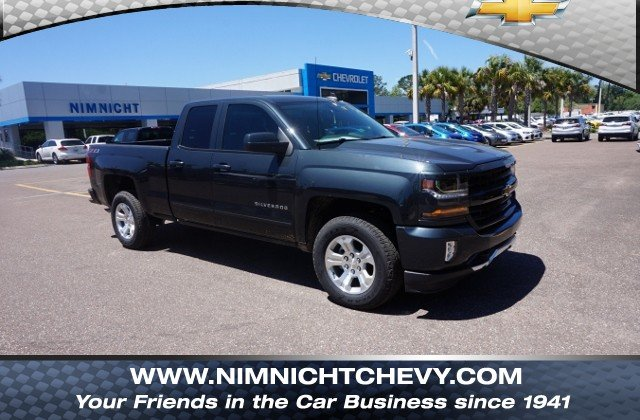 2018 Silverado 1500 Double Cab 4x4,  Pickup #8C869 - photo 1