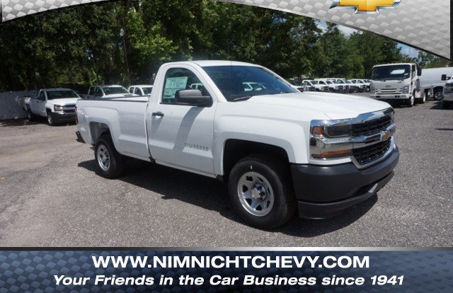 2018 Silverado 1500 Regular Cab 4x2,  Pickup #8C891 - photo 1