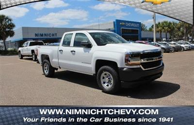 2018 Silverado 1500 Double Cab 4x4,  Pickup #8C975 - photo 1
