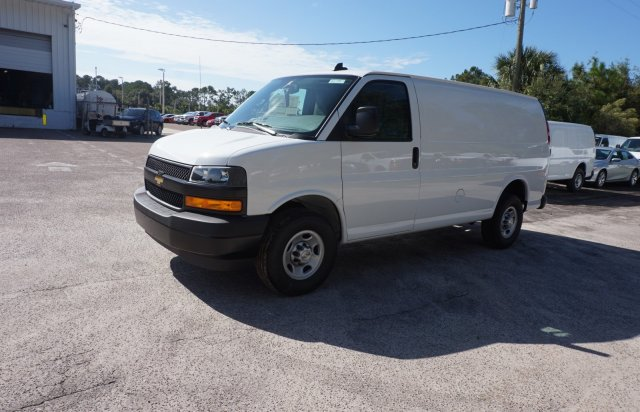 2018 Express 2500 4x2,  Adrian Steel Upfitted Cargo Van #8G142 - photo 4