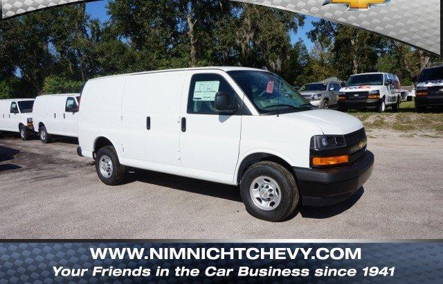 2018 Express 2500 4x2,  Upfitted Cargo Van #8G150 - photo 1