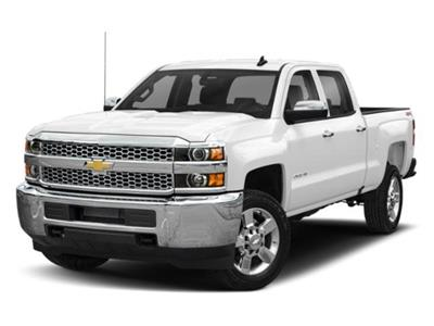 2019 Silverado 2500 Crew Cab 4x4,  Pickup #9C141 - photo 1
