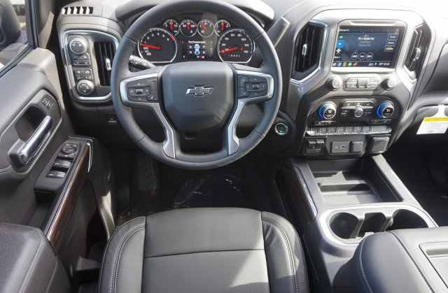 2019 Silverado 1500 Crew Cab 4x4,  Pickup #9C250 - photo 10