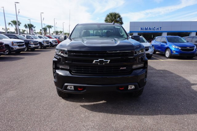 2019 Silverado 1500 Crew Cab 4x4,  Pickup #9C250 - photo 3