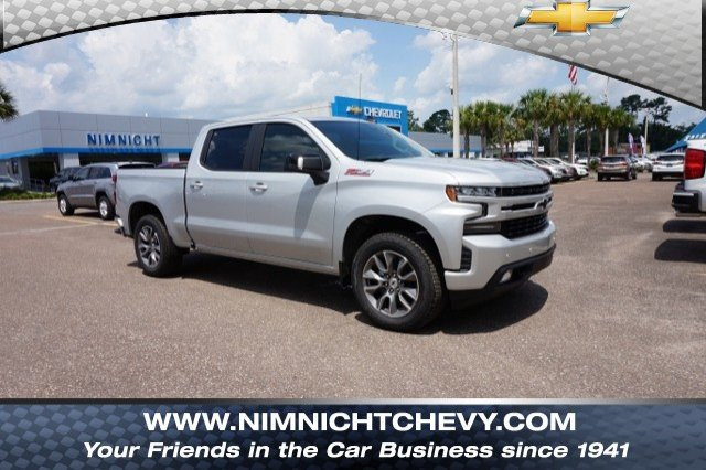 2019 Silverado 1500 Crew Cab 4x4,  Pickup #9C61 - photo 1
