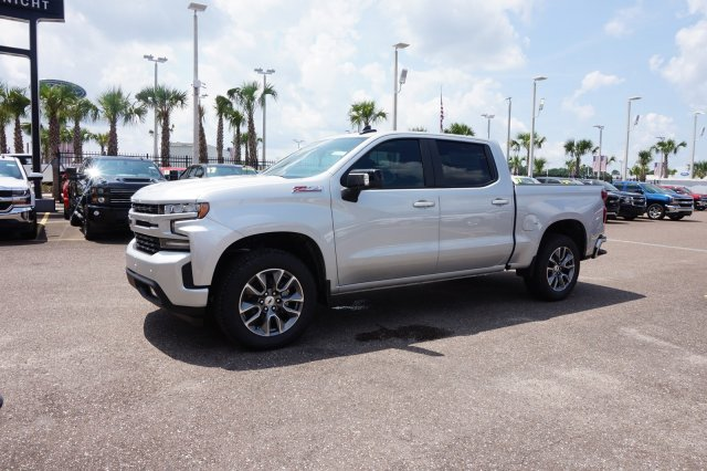 2019 Silverado 1500 Crew Cab 4x4,  Pickup #9C61 - photo 4