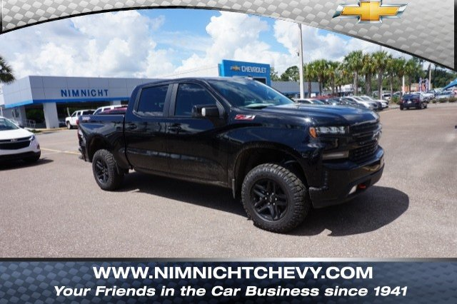 2019 Silverado 1500 Crew Cab 4x4,  Pickup #9C63 - photo 1