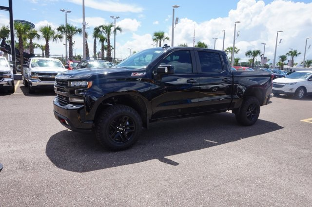 2019 Silverado 1500 Crew Cab 4x4,  Pickup #9C63 - photo 4