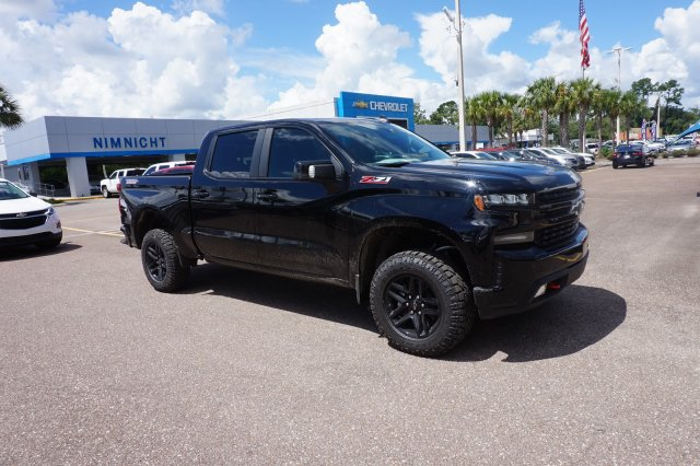 2019 Silverado 1500 Crew Cab 4x4,  Pickup #9C63 - photo 5