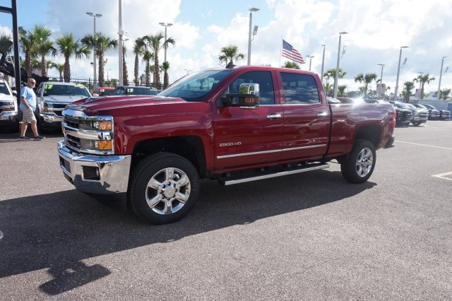2019 Silverado 2500 Crew Cab 4x4,  Pickup #9C77 - photo 4
