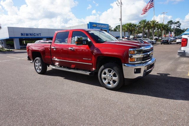 2019 Silverado 2500 Crew Cab 4x4,  Pickup #9C77 - photo 5
