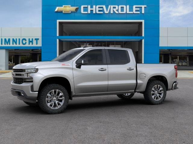 2019 Silverado 1500 Crew Cab 4x4,  Pickup #9C83 - photo 3