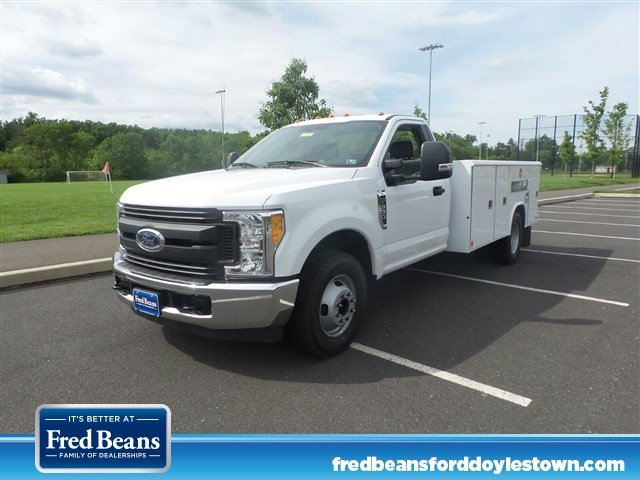 2017 ford f 350 regular cab service body for sale in doylestown pa. Cars Review. Best American Auto & Cars Review