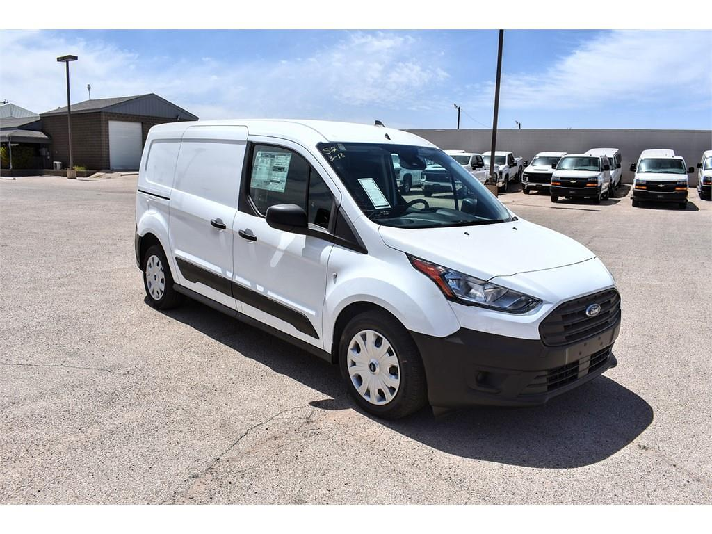 2021 Ford Transit Connect, Empty Cargo Van #198981 - photo 1