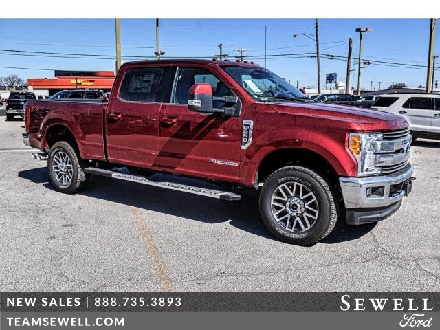 2017 F-250 Crew Cab 4x4, Pickup #706653 - photo 1