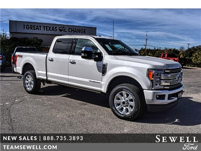 2017 F-250 Crew Cab 4x4 Pickup #736118 - photo 1
