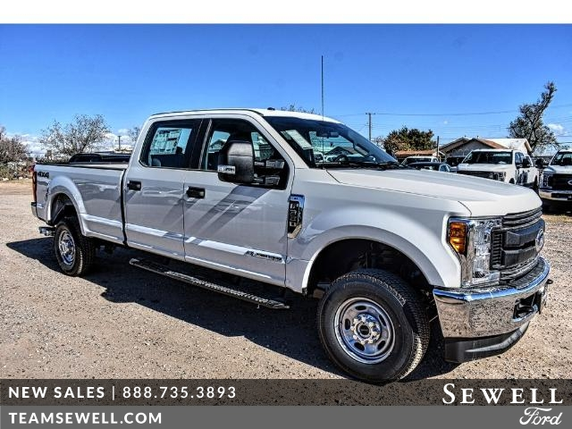 2017 F-350 Crew Cab 4x4 Pickup #736138 - photo 1