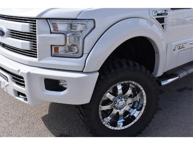 2017 F-150 Crew Cab 4x4 Pickup #768554 - photo 15